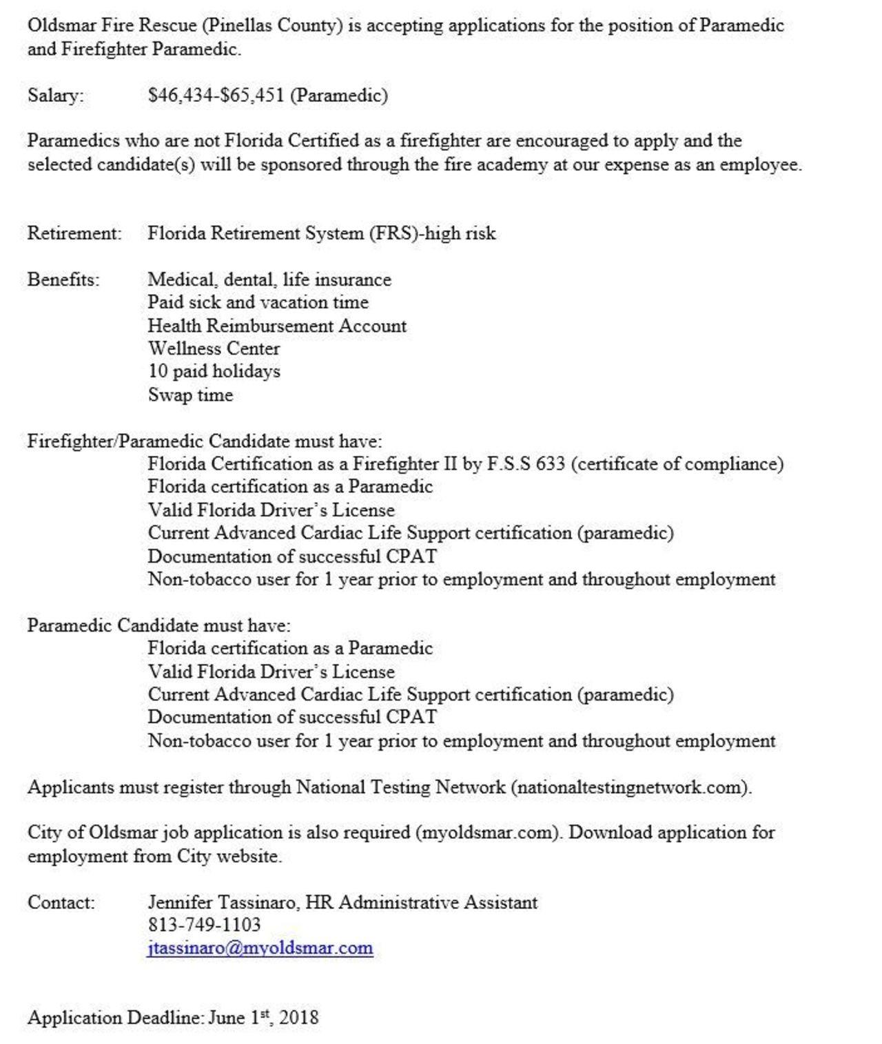 Ff Lake Techs Career Center