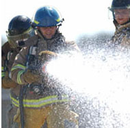 1 Fire Fighter Advanced Training