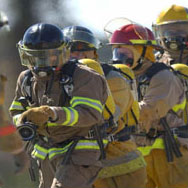 2 Fire Fighter Advanced Training