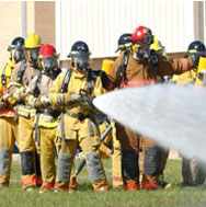 3 Fire Fighter Advanced Training