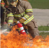 4 Fire Fighter Advanced Training