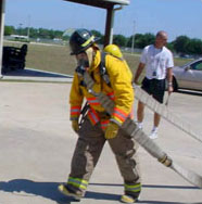9 Fire Fighter Advanced Training