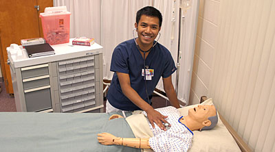Nursing Assistant princeton majors and minors