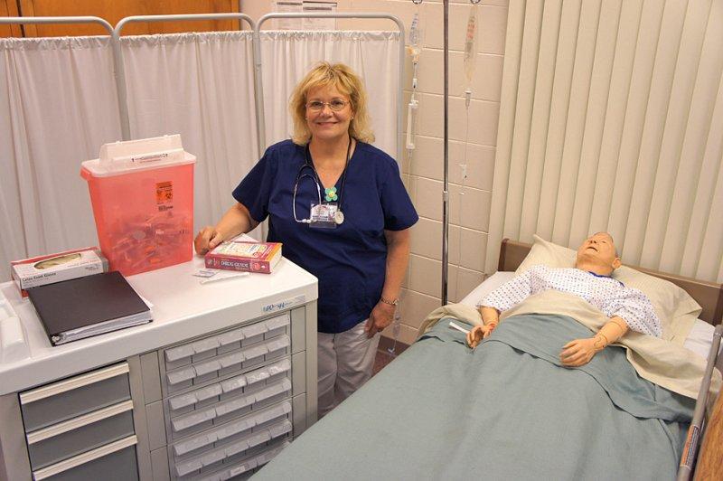 Nursing Assistant Students 6