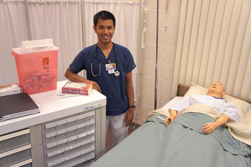 Nursing Assistant Students 1