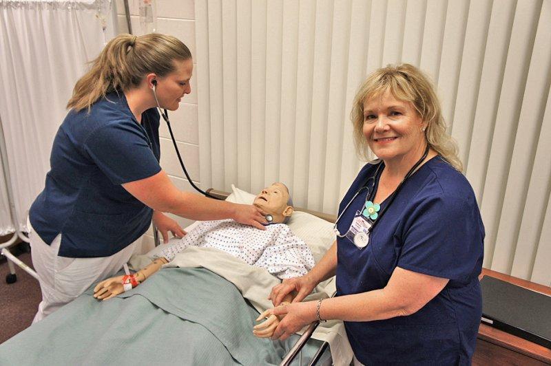 Nursing Assistant Students 2