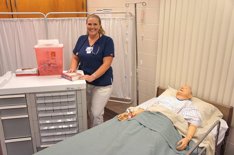 Nursing Assistant Students 3