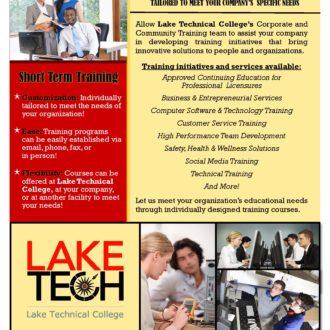 Short Term Training Customized Courses 2016 330x330 Short Term Classes