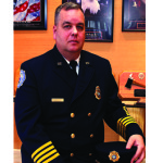 William Sturgeon, Fire Chief