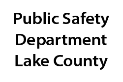 public safety department of lake county