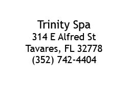 trinity spa Proud Partners