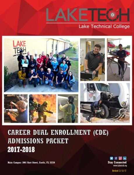 2017 18 Career Dual Enrollment Lake Tech Rev. 02 13 17 Page 1 459x600 Steps to Enroll