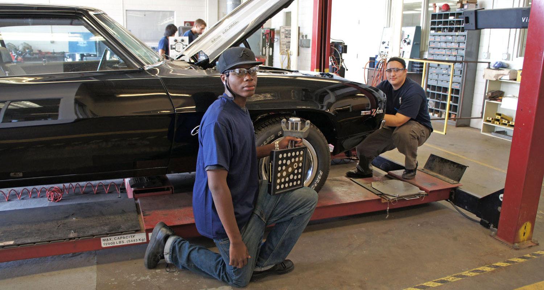 Automotive Service Technology 1 Amp 2 Lake Tech Automotive
