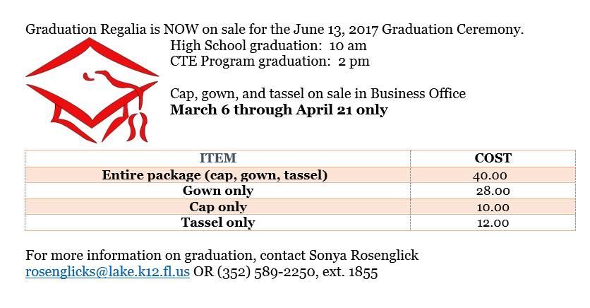 Graduation 2017 ad Graduation