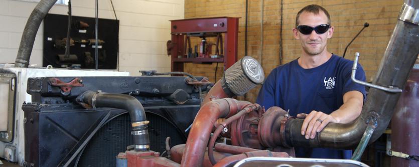 Diesel Mechanic subjects in highschool