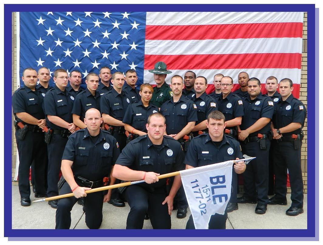 Ips honors 21 law enforcement grads