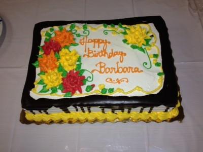 birthday cake 400x300 Friday Update 10/11/13