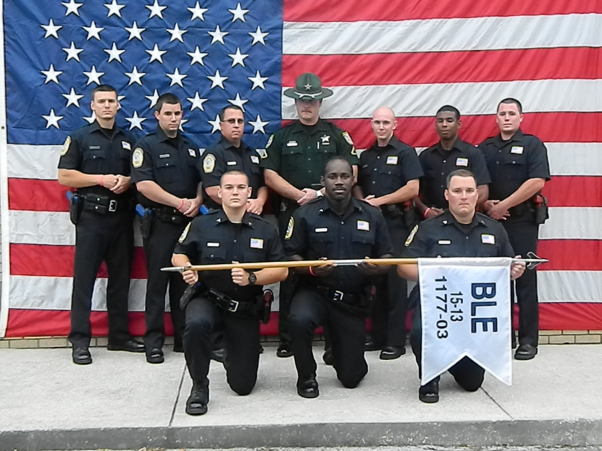 Law Enforcement Officer Class Of 2014 Lake Technical Colleges