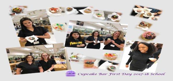 cupcake 600x283 Friday Update 8/18/17