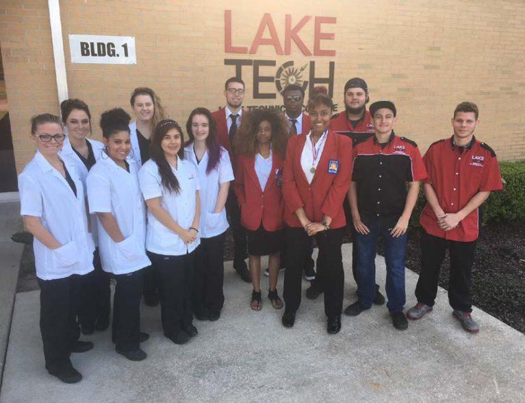 Lake Tech Press Release – SkillsUSA Winners
