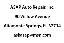 asap auto repair Proud Partners