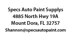 specs auto Proud Partners