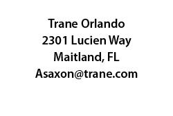 trane Proud Partners