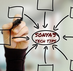 sonyas tech tips