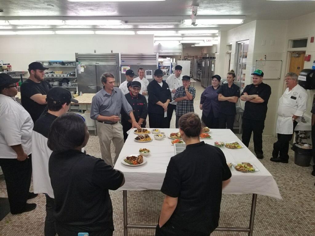 051019 Culinary1 Academic Affairs 05/10/19
