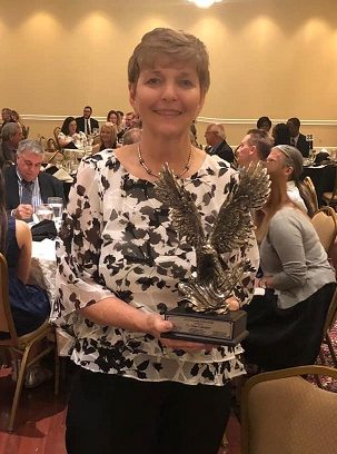 051719 Diane Culpepper leadership award e1558451897882 In the Community 05/17/19