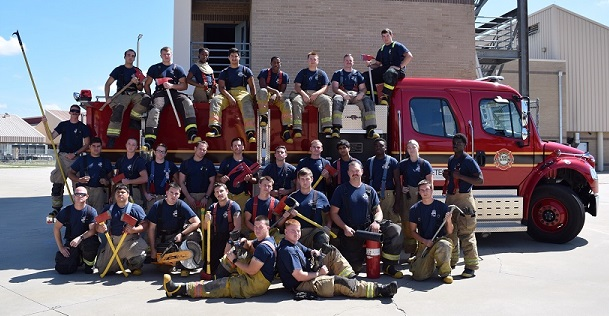 051719 Firefighter Academic Affairs 05/17/19