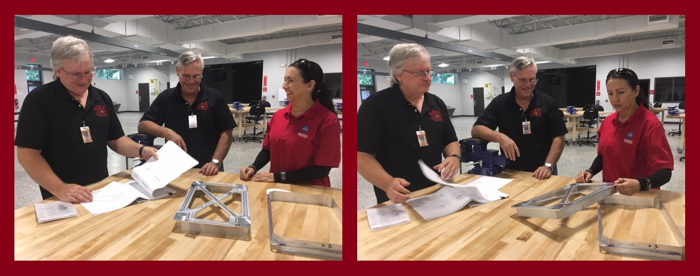 051319 NASA Agreement Enroll NOW   CNC Production Specialist
