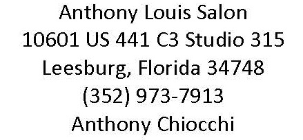 Anthony Louis Salon Proud Partners