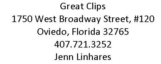 Great Clips Proud Partners