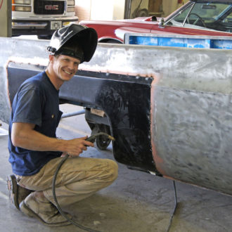 auto collision3 Register Now for Automotive Collision Technology Technician