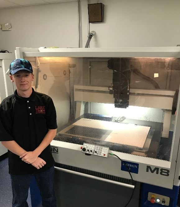 NHolbrook CNC 082919 Manufacturers Partner with Tech Colleges