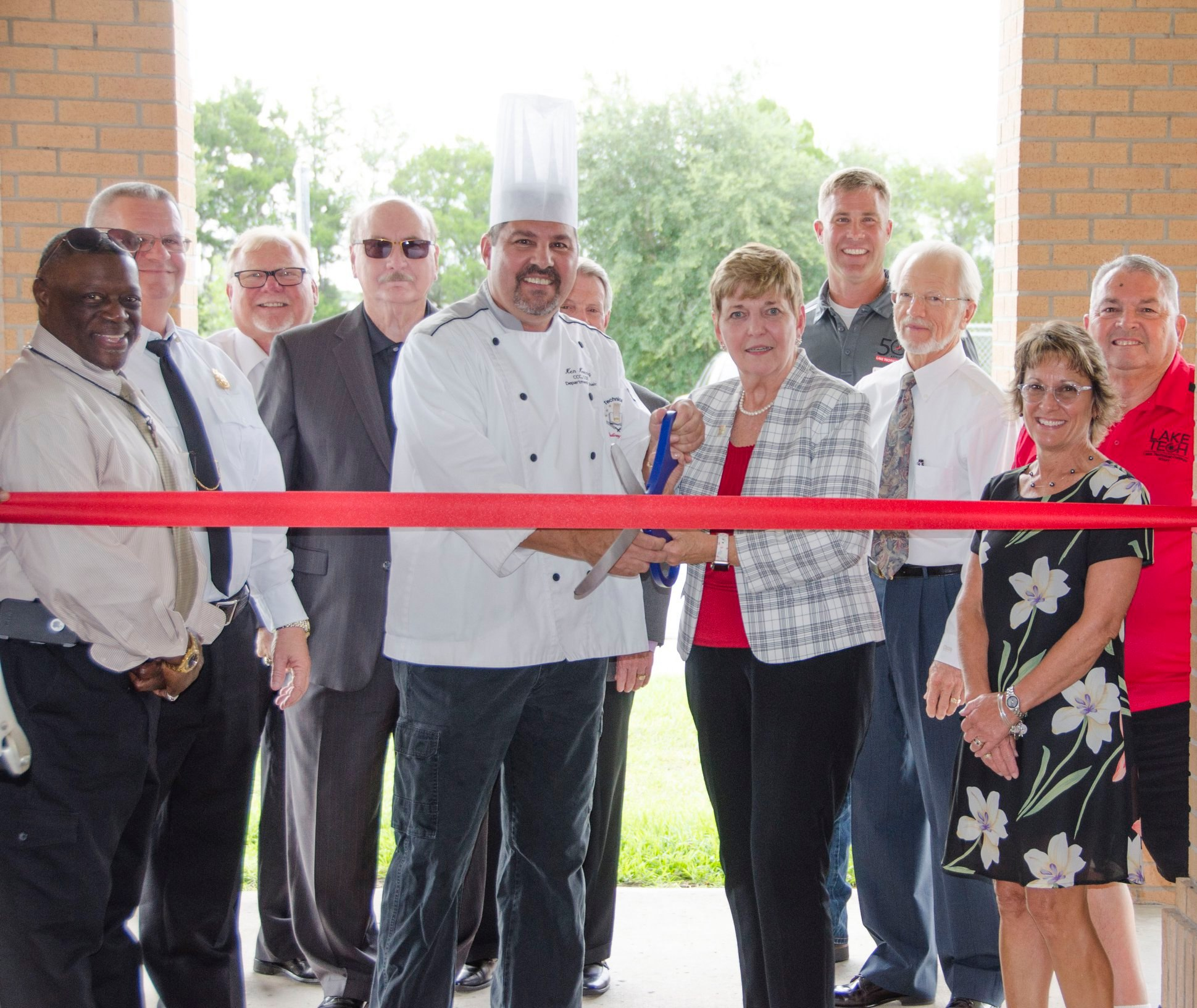 ribbon cutting 1 081619 Academic Affairs 08/16/19