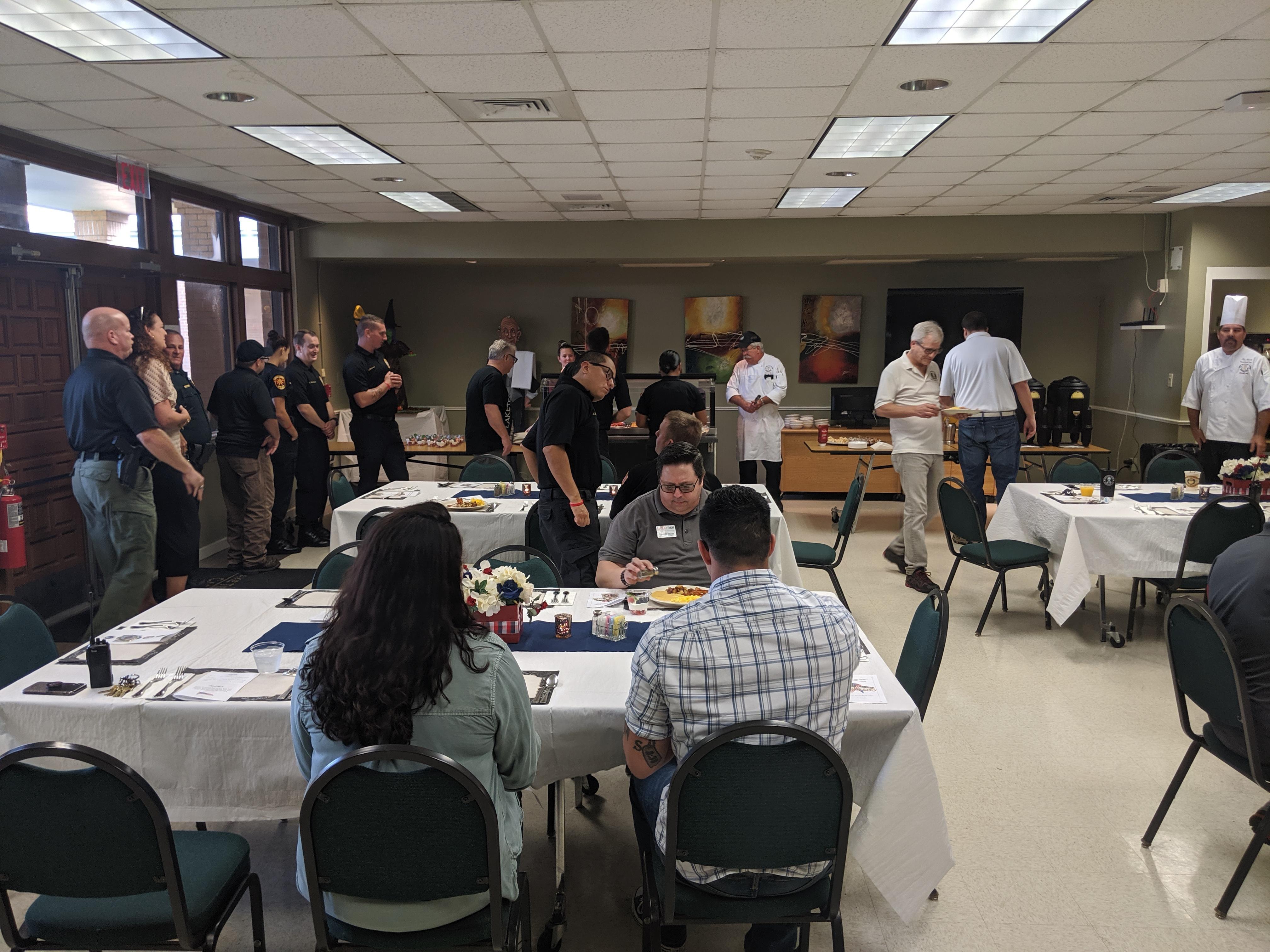 Veterans Breakfast13 110819 Student Affairs 11/08/19