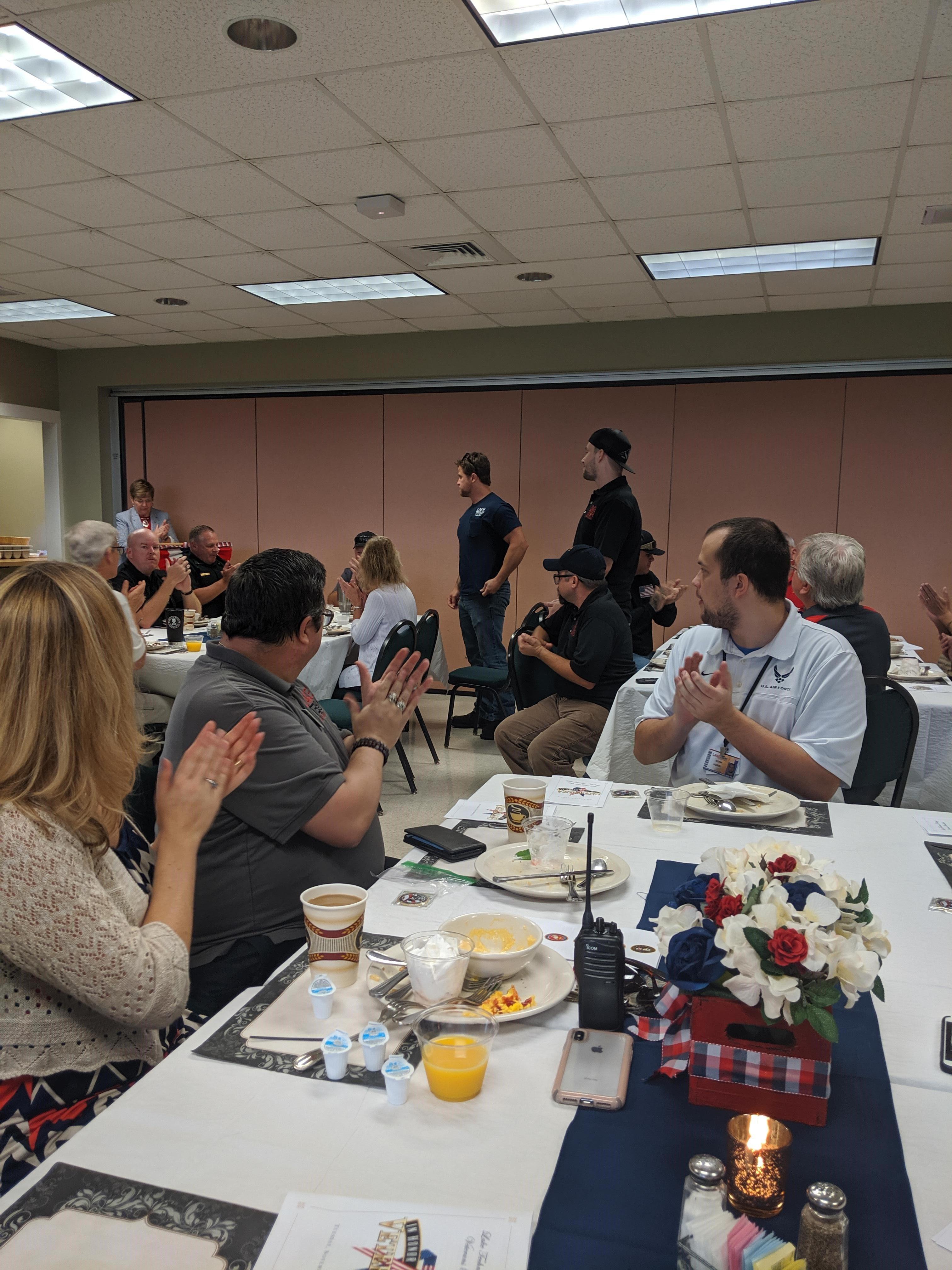 Veterans Breakfast18 110819 e1573573757537 Student Affairs 11/08/19