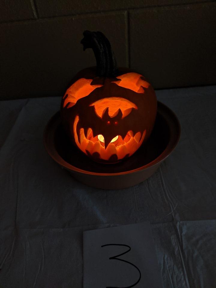 pumpkin3 110119 Academic Affairs 11/01/19