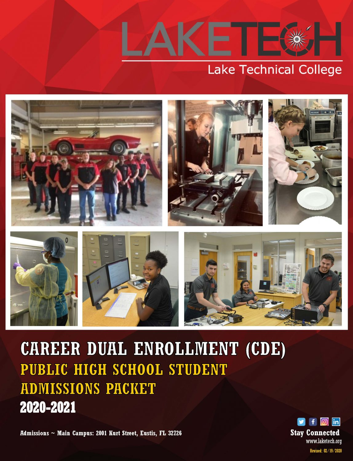 2020 21 Career Dual Enrollment Packet Public Schools Page 1 scaled Steps to Apply