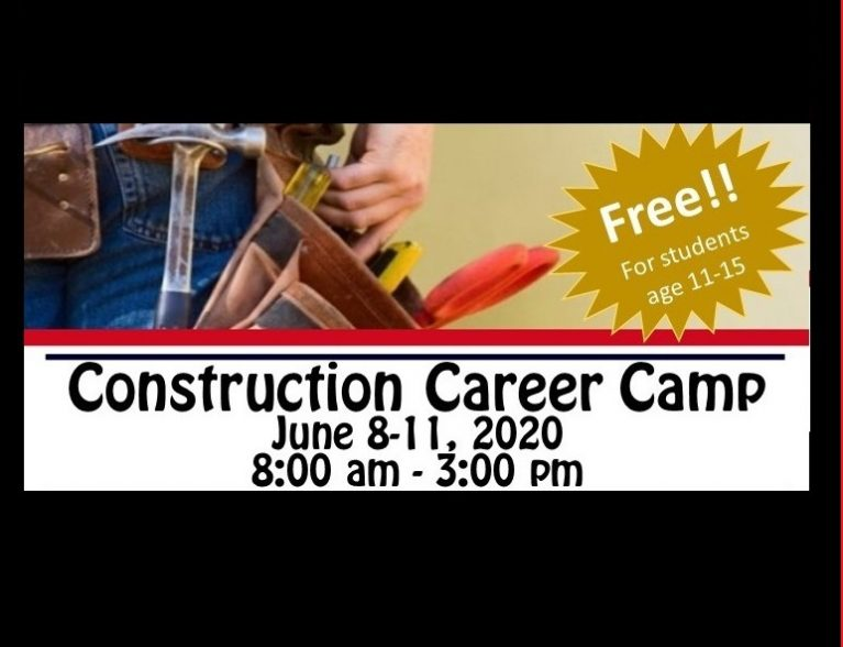 Construction Summer Camp image