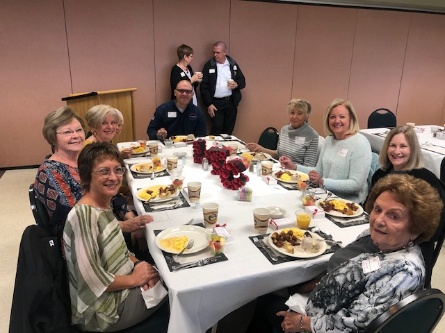 Donor Breakfast5 013120 On Campus and in the Community 01/30/20