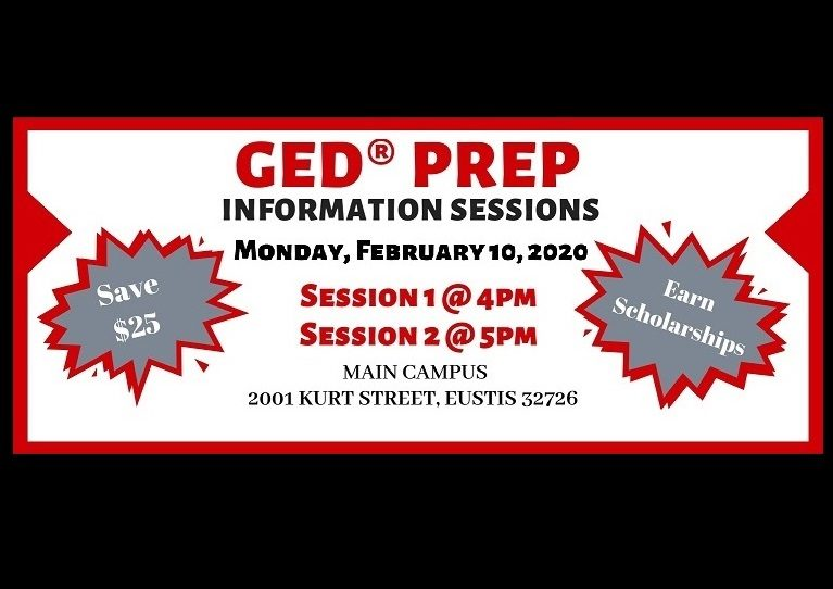 GED Open House Feb 2020 img