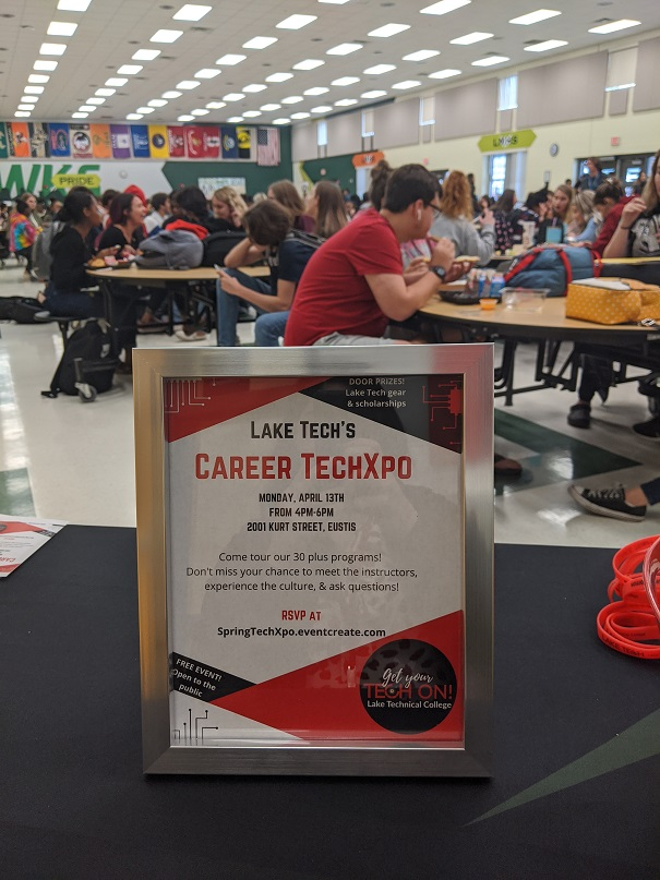 Lake Minneola High On Campus and in the Community 01/30/20