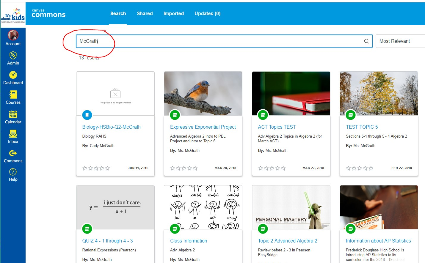 How to Import Content into Canvas Course 2 Tech Tip ~ How to Import Content into Canvas