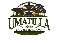 City of Umatilla New Logo Proud Partners