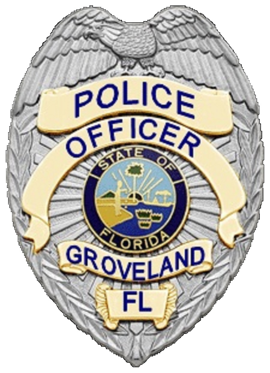 Groveland Police Department Logo 021021 Proud Partners