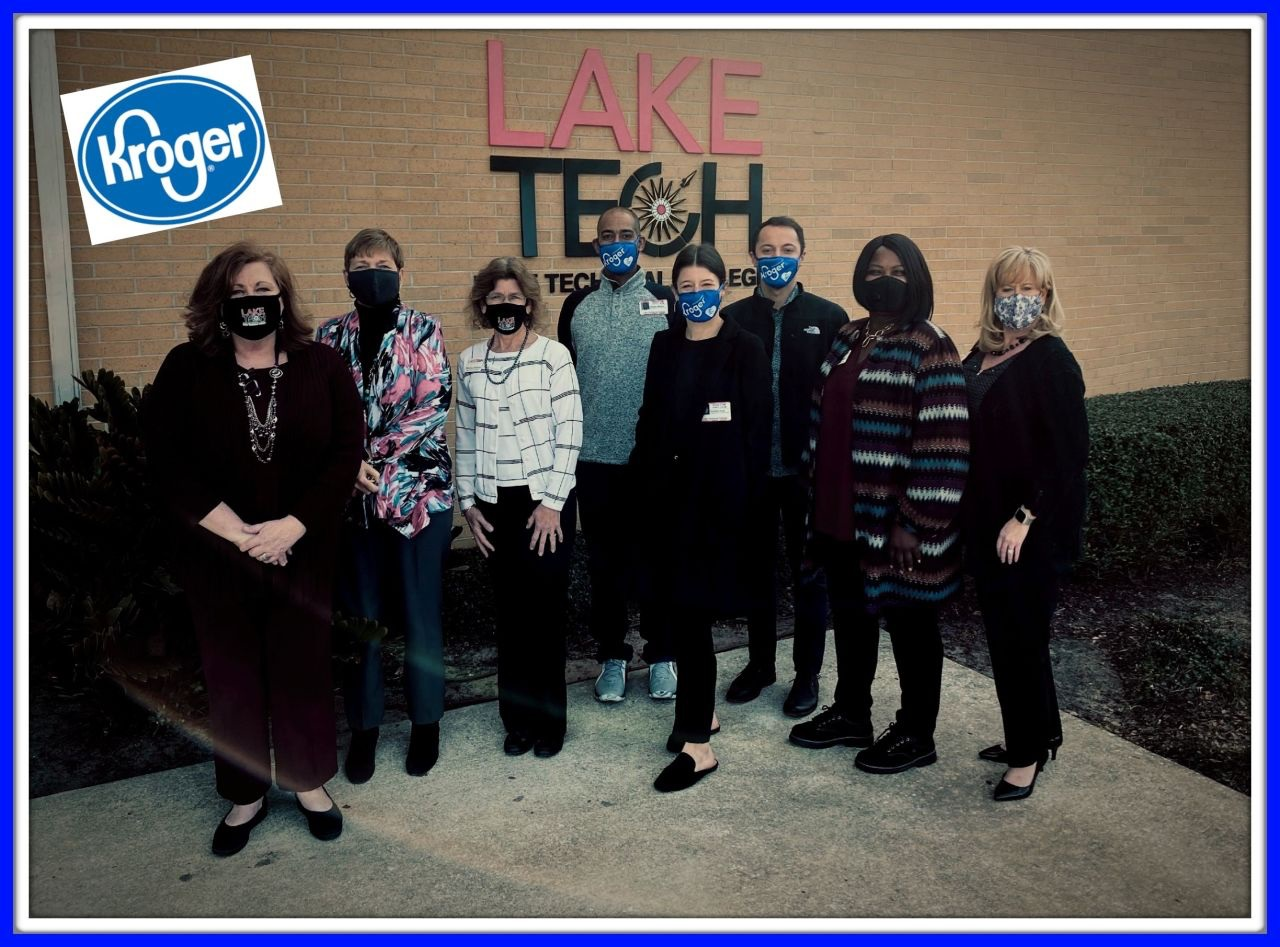 Kroger On Campus and in the Community ~ 02/05/21