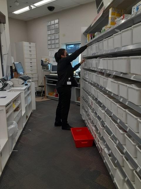 Pharmacy Technician1 020521 Academic Affairs ~ 02/05/21
